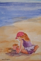 Little Girl with the Pink Hat 8